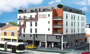 LMNP Nantes résidence affaire