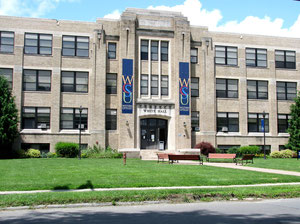 Western's Campus