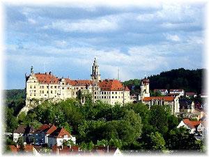 Hohenzollern-Schloss Sigmaringen