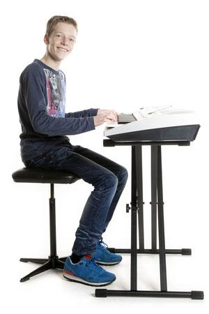 Keyboard,  Musikstudio 89, Volker Schäfer