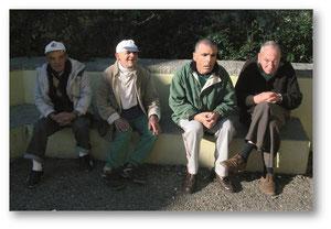 Habitantes do Centro de Apoio Social do Pisão, Cascais