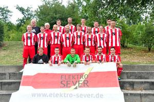 Sportvg II - Saison 2012/13