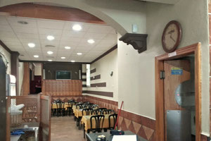 Café Ghandi antes de DECORACIÓN SIN OBRA