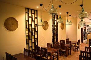 Café GHANDI después de DECORACIÓN SIN OBRA