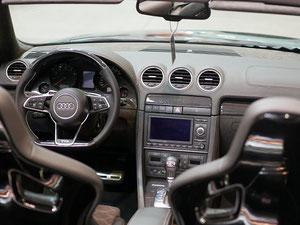 Audi Innenraum / Codierung