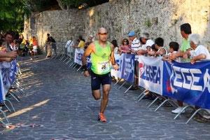 Luigi Sarno dell'Agropoli Running