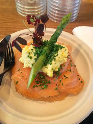 smørrebrød - Copenaghen - Danimarca - cucina tipica - salmone
