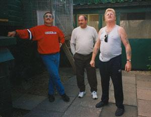Eric Anslow, Antun, Jim McDonald