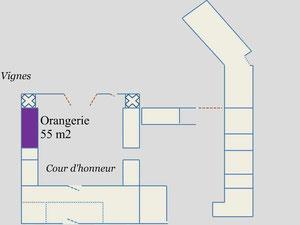 Salle de réunion au château, formation, réunion régionale
