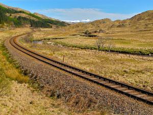 eine Zug-Strecke mit grossem Charme