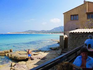 ein süditalienisches Bild, fast wie auf Capri
