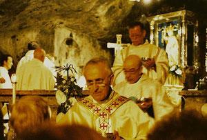 Kardinal Screggia wirkte mit grosser Ausstrahlung und Warme