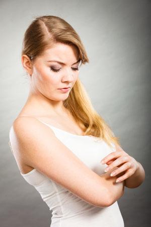 antitranspirant-hautreizungen