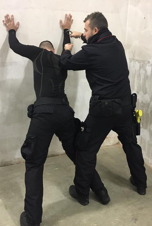 qualifica operatore fdkm police bloccaggio
