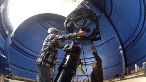 teleskoptubus