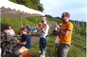 Weinwanderung Uhlbach 2011