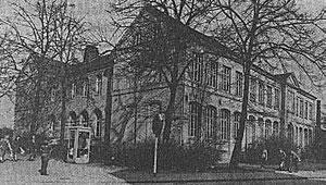 Alte Schule an der Ückendorfer Straße