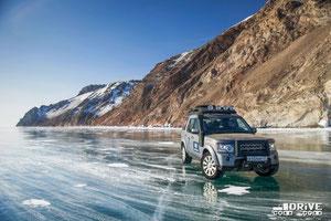Land Rover Discover 4. Фото фирменное