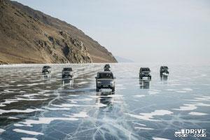 Эскадра Land Rover Discover 4. Фото фирменное