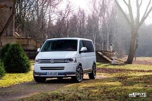 Volkswagen Multivan Alltrack. Фото фирменное