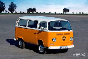 VW Silberfisch на базе VW T2. Фото фирменное