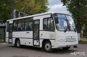 Городской автобус ПАЗ 320402-05. Завод ПАЗ. 24/08/2012