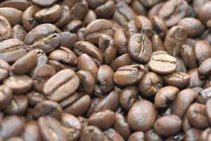 Kaffee-Bohnen (Detailbild)