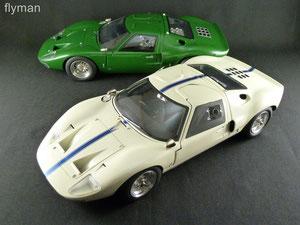 1:12 Ford GT40 MK I - GMP