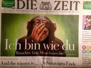 Titelstory aus DIE ZEIT, No. 21 vom 15. Mai 2014