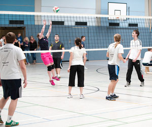 Volleyballturnier der LSJ-RP 2013 in Koblenz