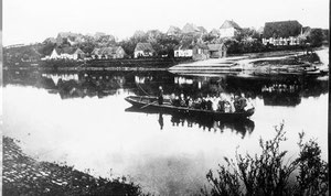 Weserhafen Erder