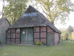 Rauchhaus in Achternmeer, erbaut ca. 1834,