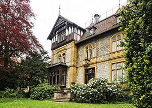 Wohnhaus von Carl Weber  1885