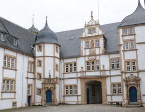 Residenz: Fürstbistum Paderborn