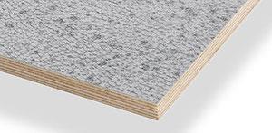 KoskiFutura smooth - Veredeltes Sperrholz mit dekorativen Oberflächen