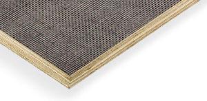 KoskiDeck - Bodenplatten mit Siebdruck-Struktur