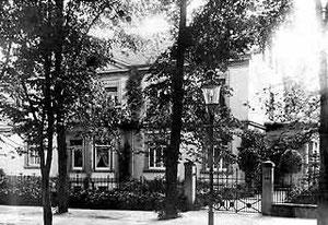 Privatvilla Abel, Lindenstraße
