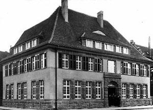 AOK-Gebäude an der Roonstraße