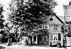 Haus Stahl am Domhof um 1890