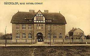 Overberg-Schule an der Neuenkirchener Straße von 1896