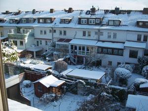 Winterliches Koblenz