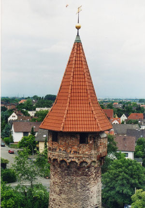 Hexenturm Ladenburg