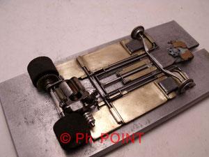 Châssis PP mais sans les plombs intégrés dans les flancs.