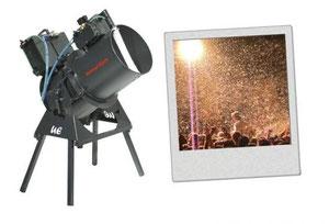 Canon à neige Universal Effects