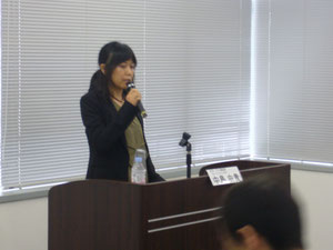 中島由貴さん(NHK)