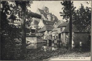La Roche-Posay CP128-Moulin