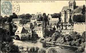 La Roche-Posay CP126-Moulin