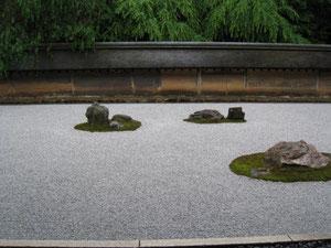 竜安寺の石庭
