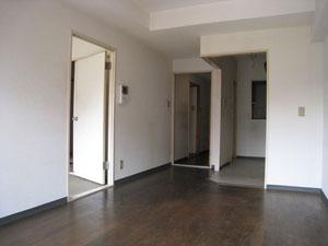 既存の居間食堂