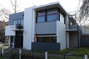 オランダの世界遺産 シュレーダー邸